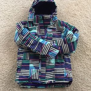 Columbia girls winter jacket